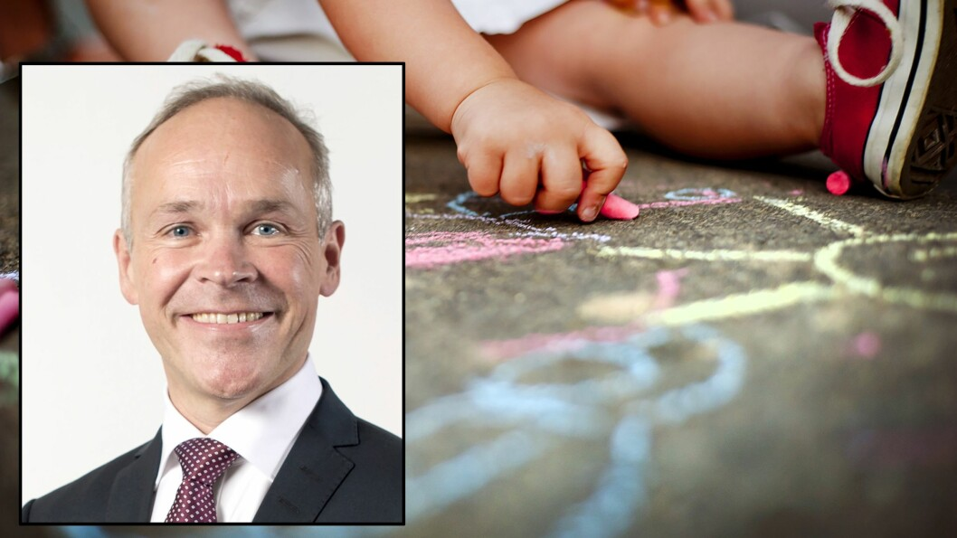 Kunnskaps- og integreringsminister Jan Tore Sanner (H). Foto: Regjeringen/Getty Images