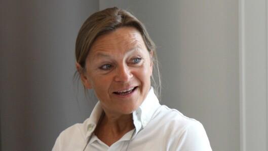 Enhetsleder for Margarinfabrikken barnehage, Line Brandt.