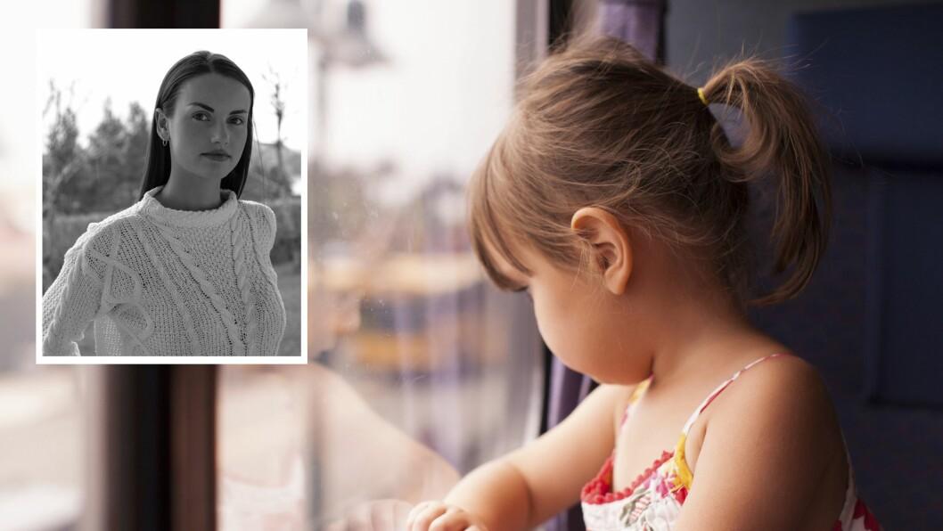 «Vi som arbeider i barnehagen kan ha stor betydning for et barn så lenge vi våger å se og tør å spørre,» skriver Maria Persson.