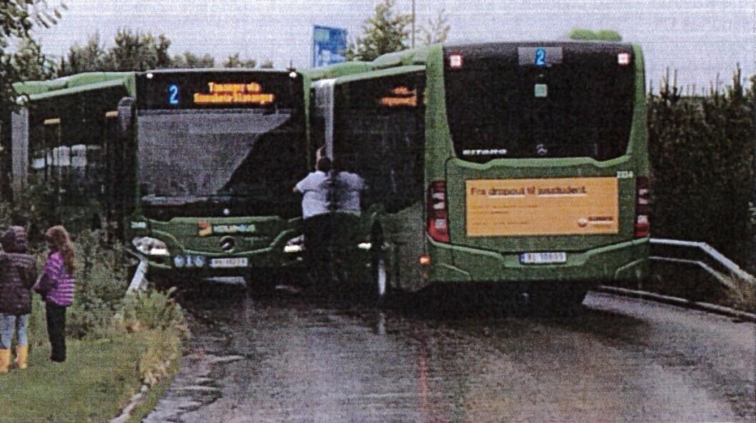 I klagebrevet til kommunen peker Ormaskogen barnehage på at veien allerede byr på utfordringer.