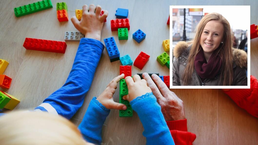 «At et barn opplever å bli mobbet i barnehagen er ett barn for mye,» skriver Astrid Riisnes.