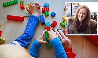 Mobbelov for barnehagene – det er på tide å handle