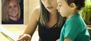 Arbeides det godt nok med språkutvikling i norske barnehager, når det kommer til tospråklige barn?