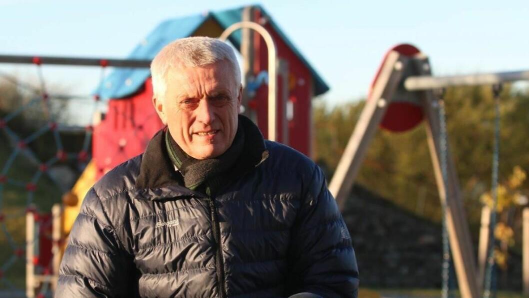 Arild M. Olsen er administrerende direktør i PBL (Private barnehagers landsforbund). Foto: PBL