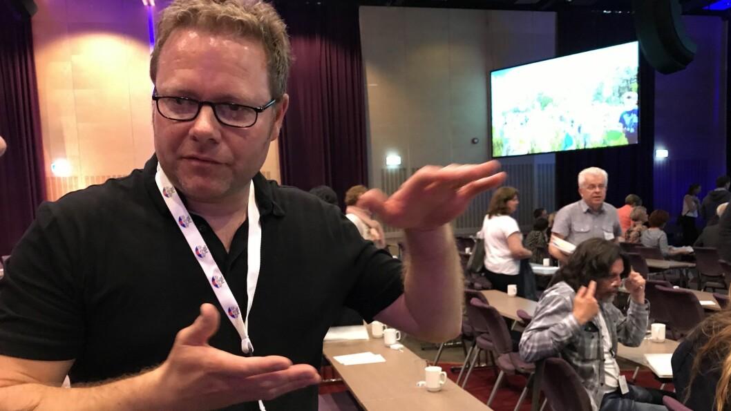 Royne K. Berget er daglig leder i Smedhusåsen barnehage i Rygge.