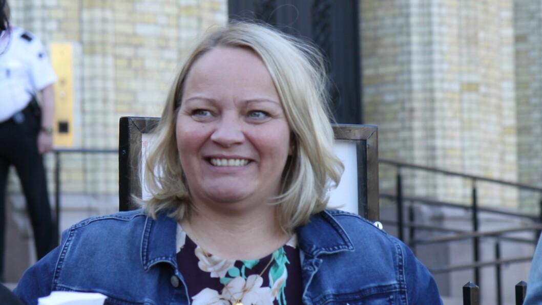 Mona Fagerås er utdanningspolitisk talsperson for SV.