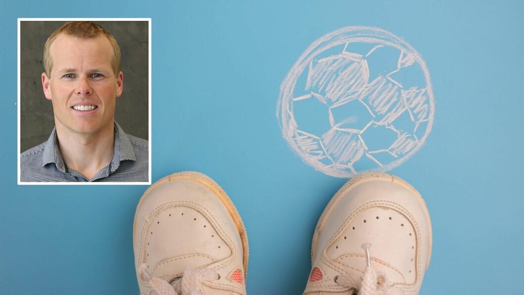 Professor Eivind Aadland har i mange år forsket på barn og fysisk aktivitet.