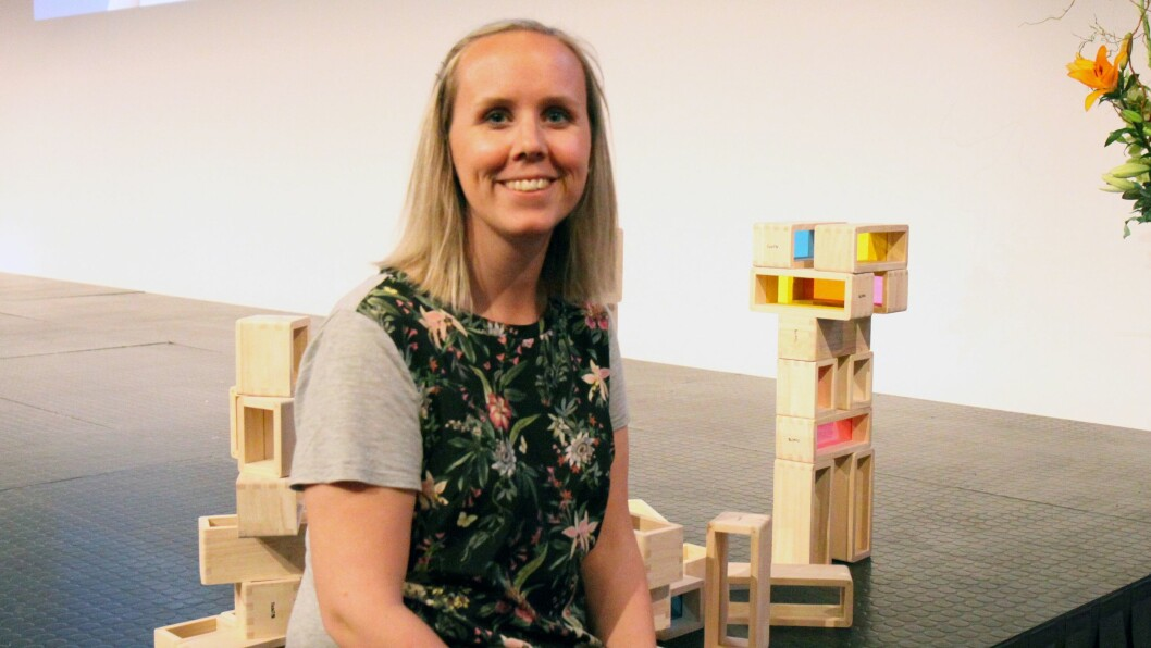 Nina Solli Wiik er barnehagelærer og teamleder i Frydenhaug barnehage i Ås.