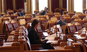 Stortinget har vedtatt midlertidige endringer i barnehageloven