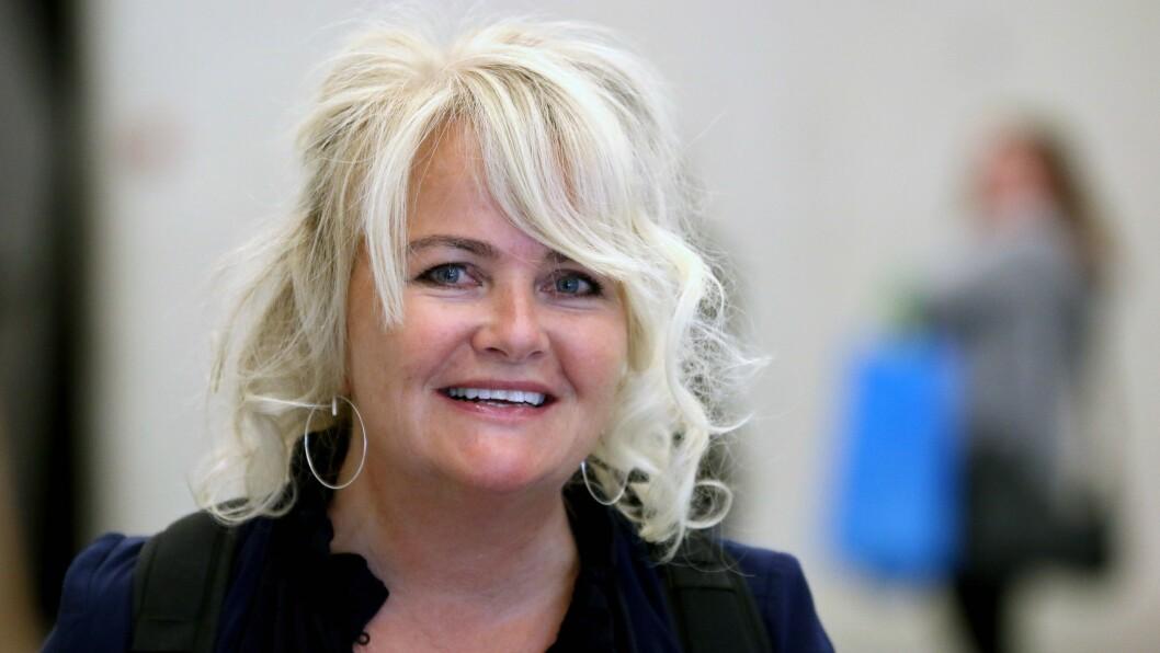Karin Gustavsen var en av foredragsholderne under Barnehage 2018.