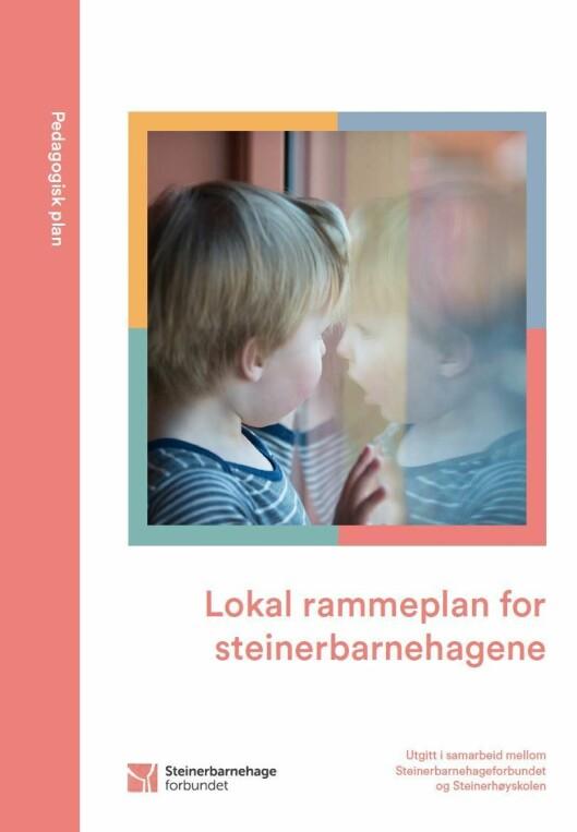 Lokal rammeplan for steinerbarnehagene er utgitt i samarbeid mellom Steinerbarnehageforbundet og Steinerhøyskolen.