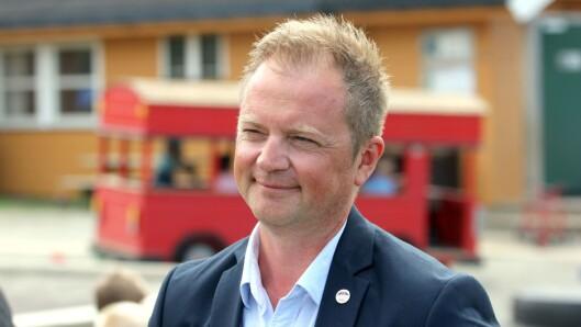 Juryleder og styreleder i PBL, Eirik Husby.