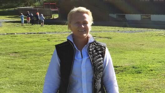 Annette Strand er daglig leder i Norlandia Skistua barnehage.