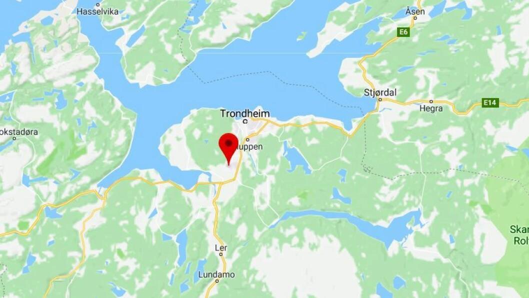 Barnehagen Gnist Trøa ligger i bydelen Heimdal i Trondheim.