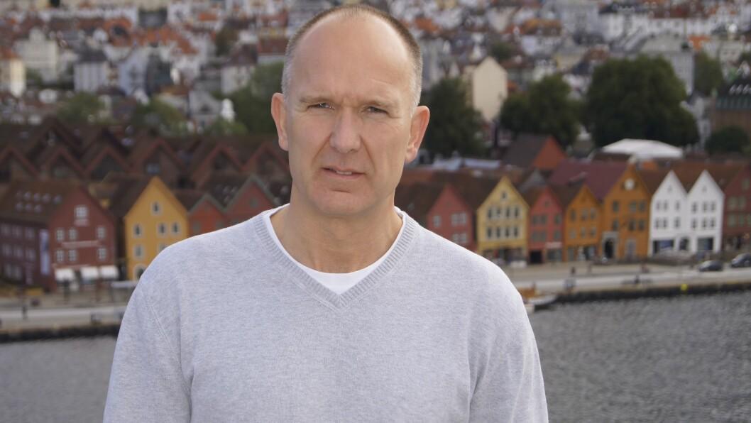 Tommy Johansen, fungerende fylkesdirektør i Nav Hordaland. Foto: Nav