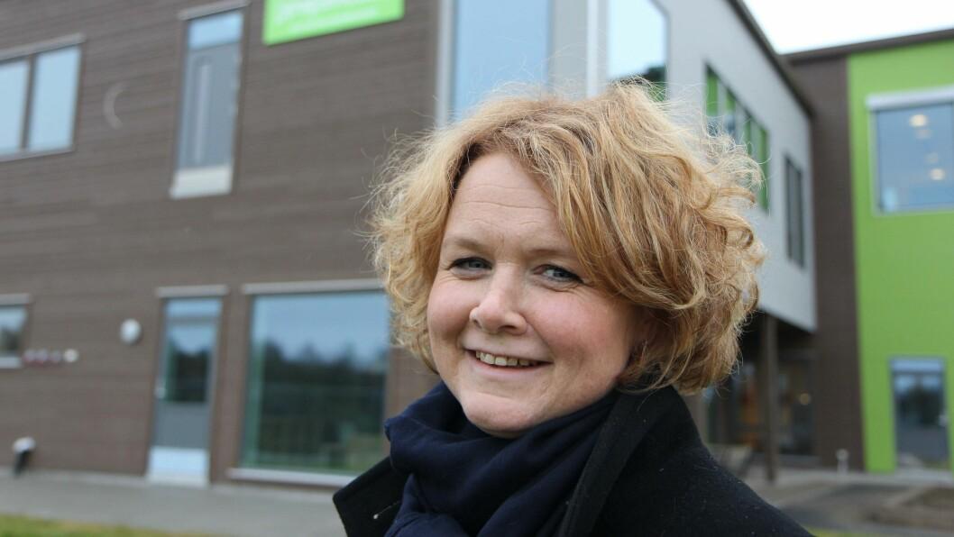 Trude Sydtanget er leder for barnehagedrift i Læringsverkstedet.