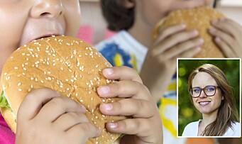 – Mat utjevner sosiale forskjeller i barnehagen
