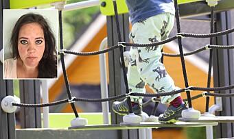 Skal vi heller kalle barnehagene for «delvis barnepark»?