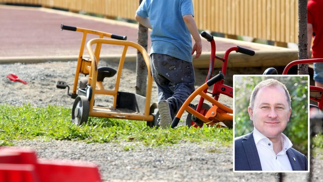 Rådmann Per Kristian Vareide i Stavanger kommune svarer pedagogisk leder Trine Mæsel i dette debattinnlegget.