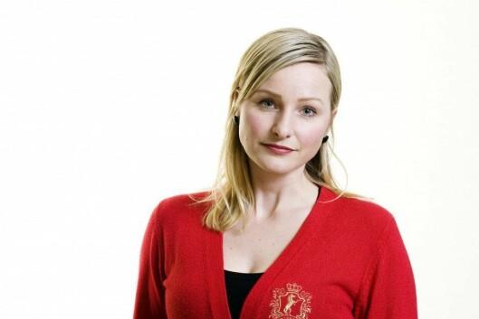 Byråd for oppvekst og kunnskap i Oslo kommune, Inga Marte Thorkildsen (SV).