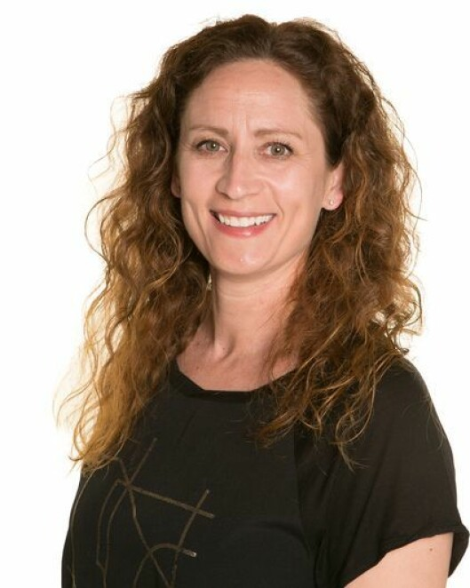 Monica Kapstad Ranck, styrer i Sandvikveien barnehage.