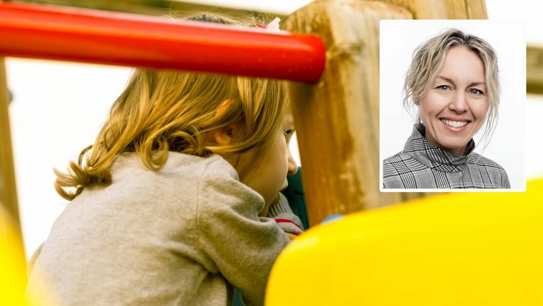 Hege Cecilie Eikseth er fagansvarlig i FUS-barnehagene, og skriver om den viktige tidlige innsatsen.