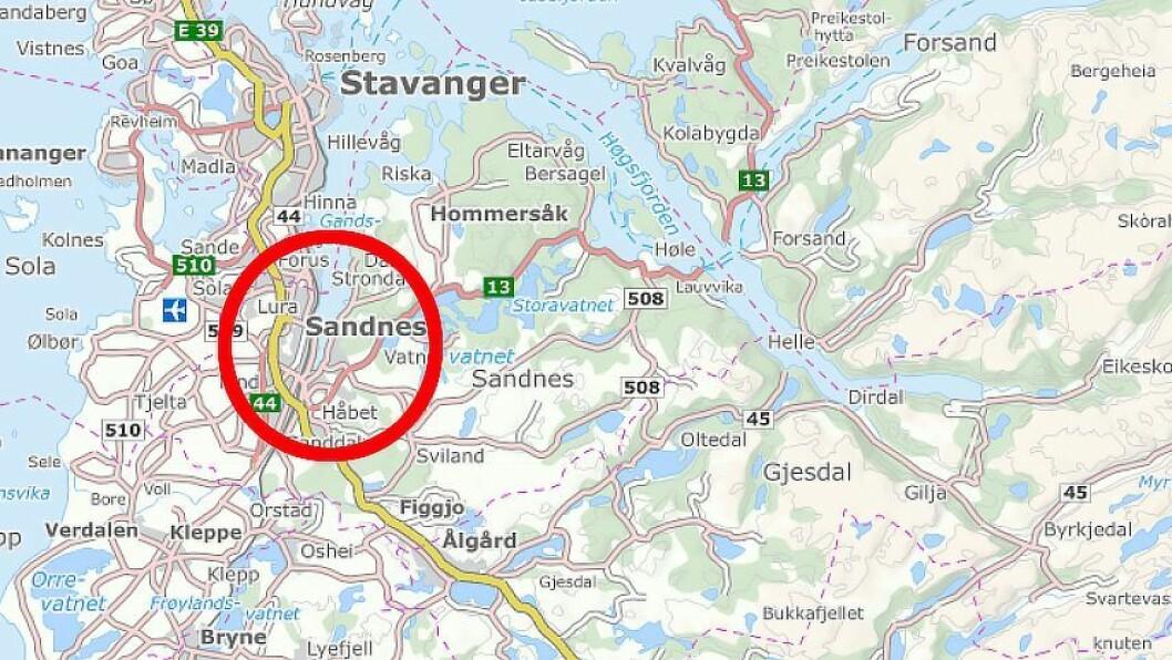 Sandnes kommune er en av kommunene i landet som sliter mest med å få tak i barnehagelærere.