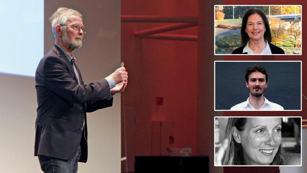 Per Schultz Jørgensen er dansk barnehagelærer, psykolog, forfatter og professor i sosialpsykologi. En sak om han ble mest lest i juli. På lista finner vi også May Britt Drugli (øverst), Erik Eliassen og Jeanette Sjetne.