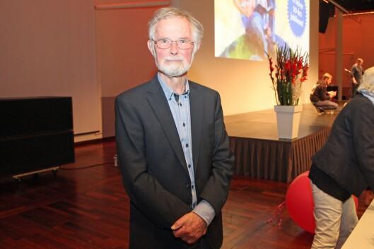 Per Schultz Jørgensen er dansk barnehagelærer, psykolog, forfatter og professor. På konferansen «Med framtiden på fanget» i regi av Utviklingsforum og Barnehageforum, ga han en 650 barnehagefolk helt konkrete tiltak for å styrke barns karakter via struktur og ansvar.