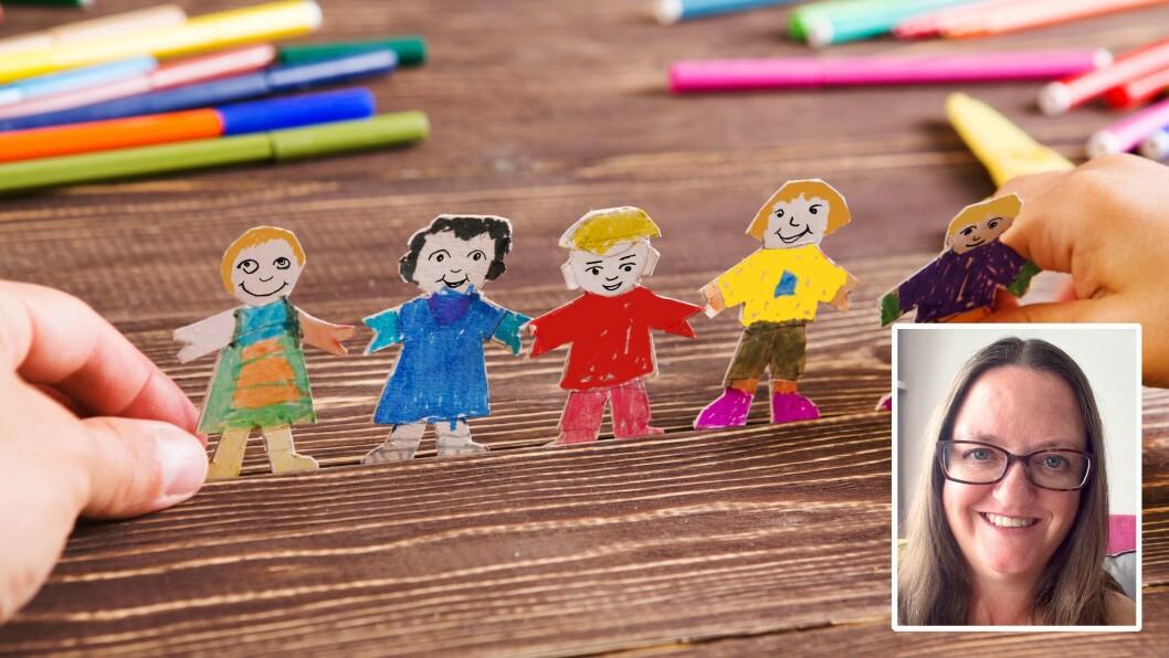 Jeg vil tro og håpe at de fleste styrere klarer å velge rett når de står mellom en barnehagefaglig kompetent ansatt som snakker norsk med hjemmespråkspreg, og en ansatt som snakker «perfekt» norsk, men mangler relevant kompetanse og egnethet, skriver pedagogisk leder Kari Elisabeth Thomassen.