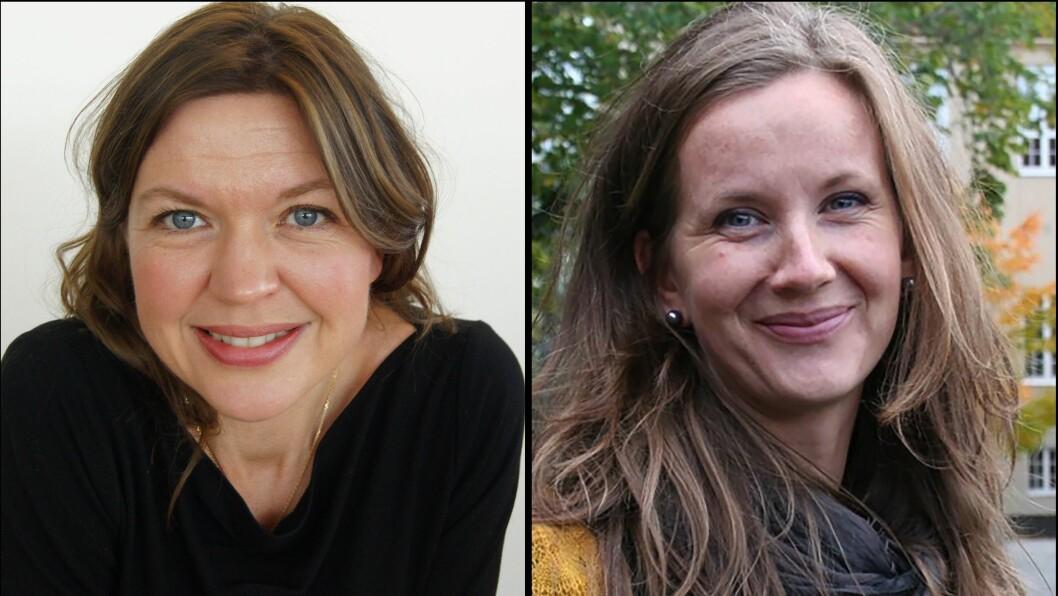 Cecilie Dyrkorn Fodstad er førstelektor i norsk ved DMMH, og Ingrid Bjørkøy er sstipendiat i pedagogikk ved DMMH.
