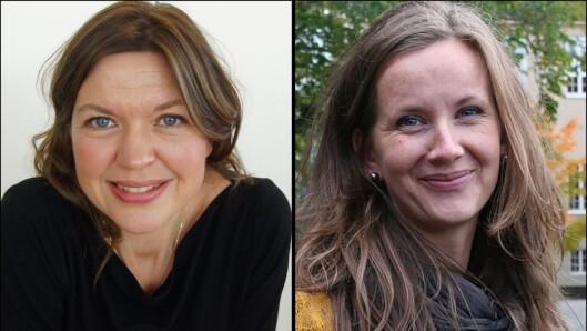 Cecilie Dyrkorn Fodstad er førstelektor i norsk ved DMMH, og Ingrid Bjørkøy er stipendiat i pedagogikk ved DMMH.