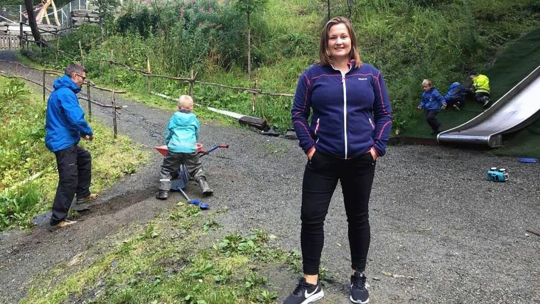 For Marit Steen og de andre ansatte i Espira Kystad gård barnehage har rolleavklaring vært er viktig tema.