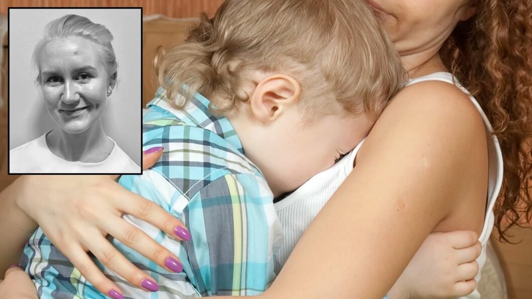 Barnehagedekningen i Norge gir både unike muligheter og et enormt ansvar. Barnehageansatte har mulighet til å avdekke tidlige tegn på forsinket eller avvikende utvikling, samt ulike former for omsorgssvikt, og å iverksette forebyggingstiltak, skriver psykolog Ingebjørg Emilie Aarnes. Foto: Getty Images/privat