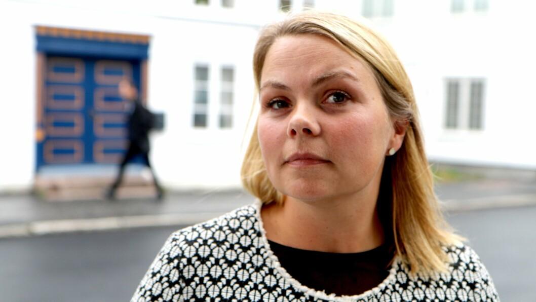 Marie Skinstad-Jansen er leder i Foreldreutvalget for barnehager (FUB).