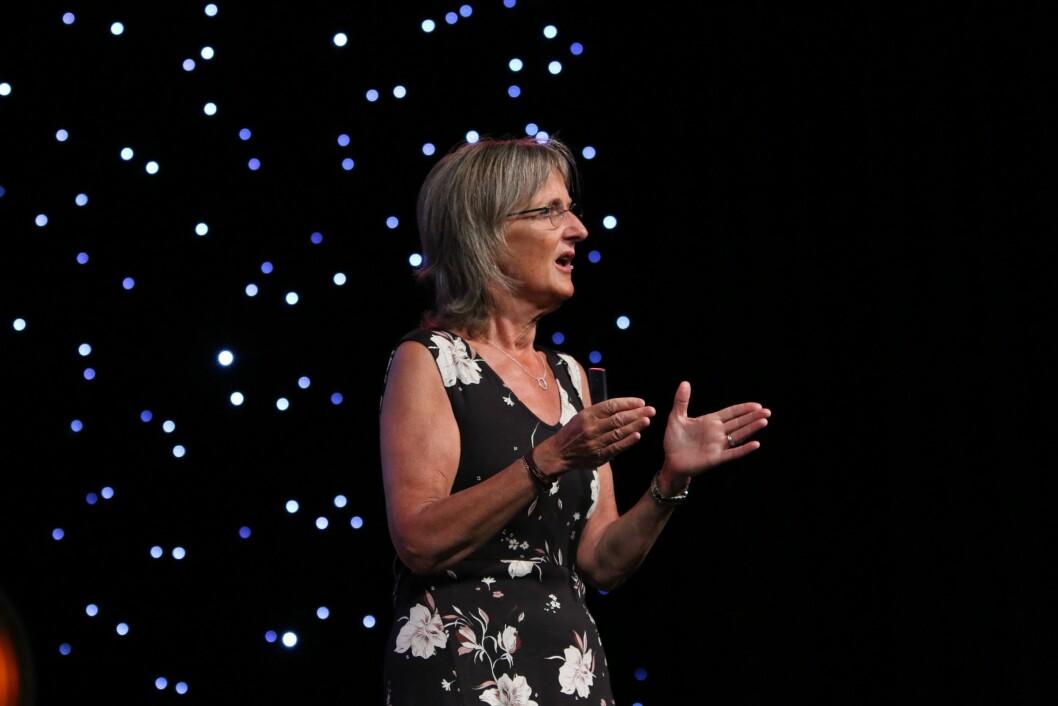 Lund holdt foredrag om temaet under barnehagekonferansen Barnehage 2018i juni.