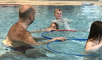 Krever penger slik at alle i barnehagen kan få svømmeopplæring