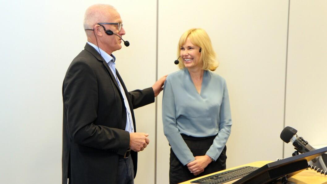 Anne Lindboe tar over som ny administrerende direktør i PBL etter Arild M. Olsen.
