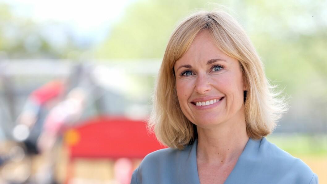 Mandag er tidligere barneombud Anne Lindboe på plass i sin nye jobb.