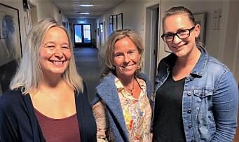 Suksess for mentor-ordning: De hjelper ferske pedagoger til å senke skuldrene