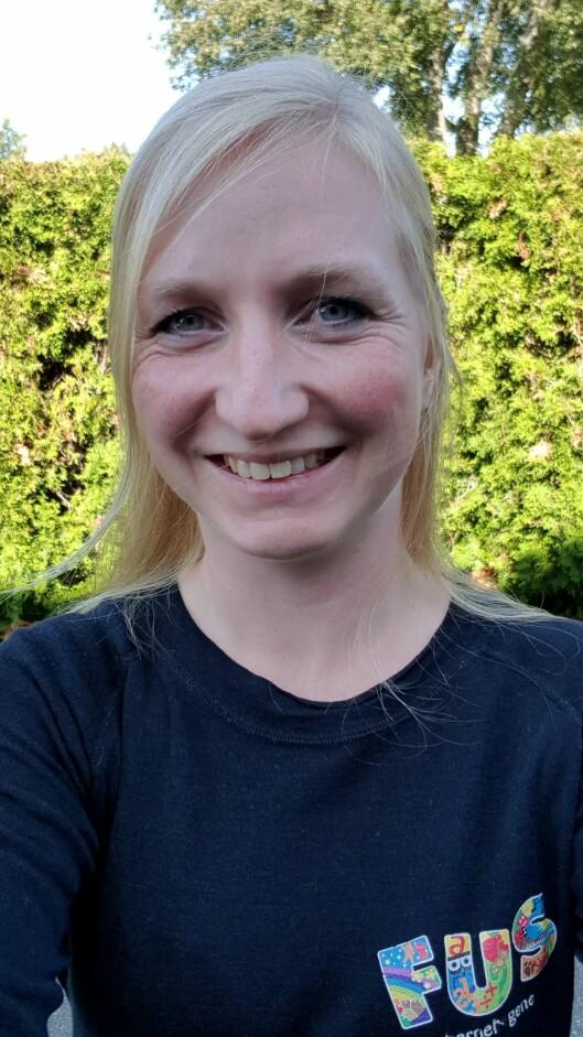 Nina Mellem Wiig er daglig leder i Bakkedalen FUS barnehage.