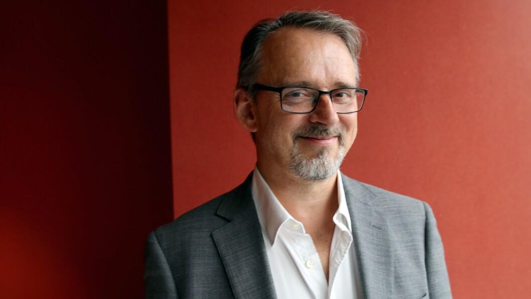Professor Kjetil Børhaug leder ekspertgruppen. 1. desember skal de legge fram rapporten sin til Kunnskapsdepartementet.