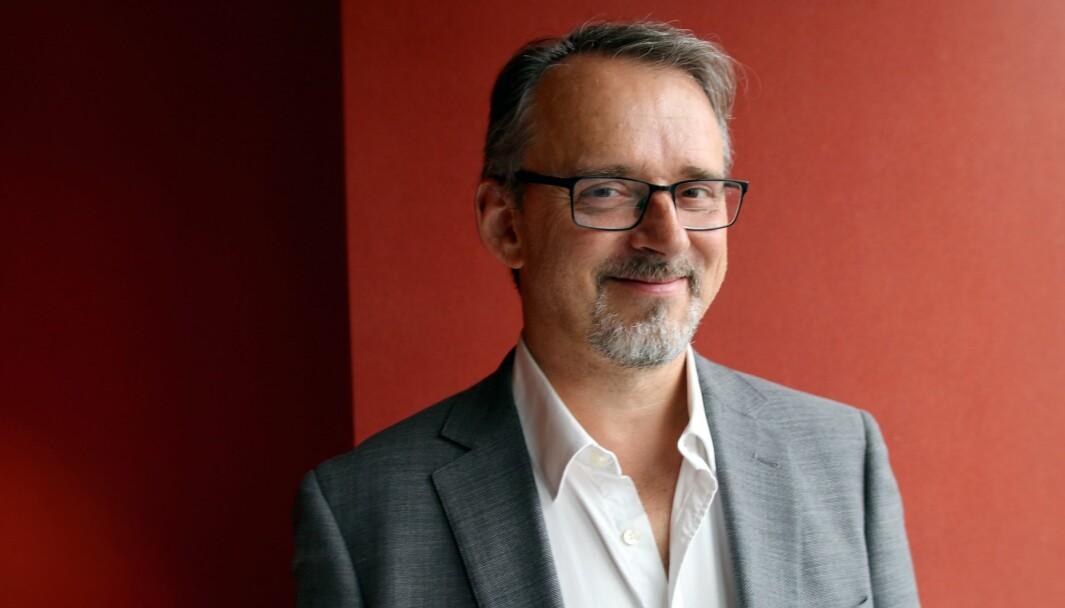 Professor Kjetil Børhaug er aktuell med boken «Barnehageeigarar mellom stat, marknad og sivilsamfunn».