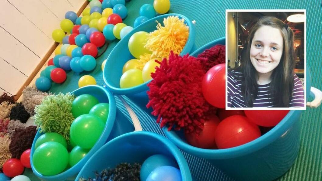 Marka barnehage på Gjøvik har startet opp lekeprosjektet: Lek med entusiasme, vi tenner barns stjerneøyne. Her forteller pedagogisk leder Lena Sandum om hvordan de nå jobber med å tilrettelegge for lek i barnehagen.