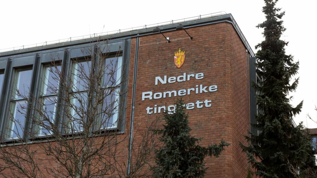 Nedre Romerike tingrett har dømt mannen for overgrep mot en 5-åring. Foto: Silje Wiken Sandgrind