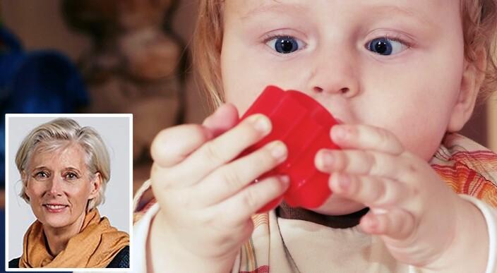 - Utsetter du de minste barna for vedvarende stress, risikerer du å stresse dem for livet