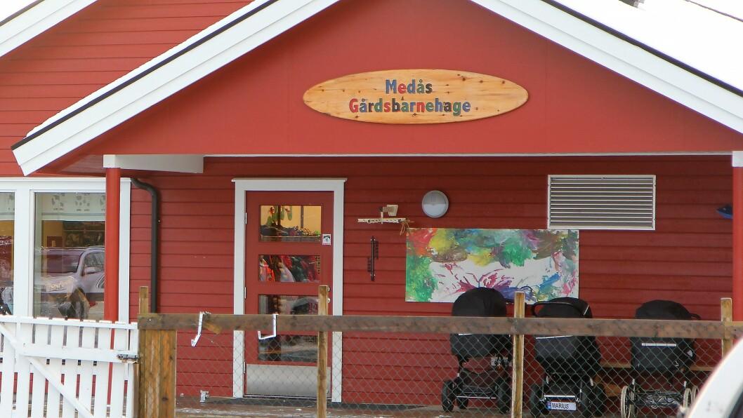 Medås gårdsbarnehage i Fauske er solgt til Læringsverkstedet.