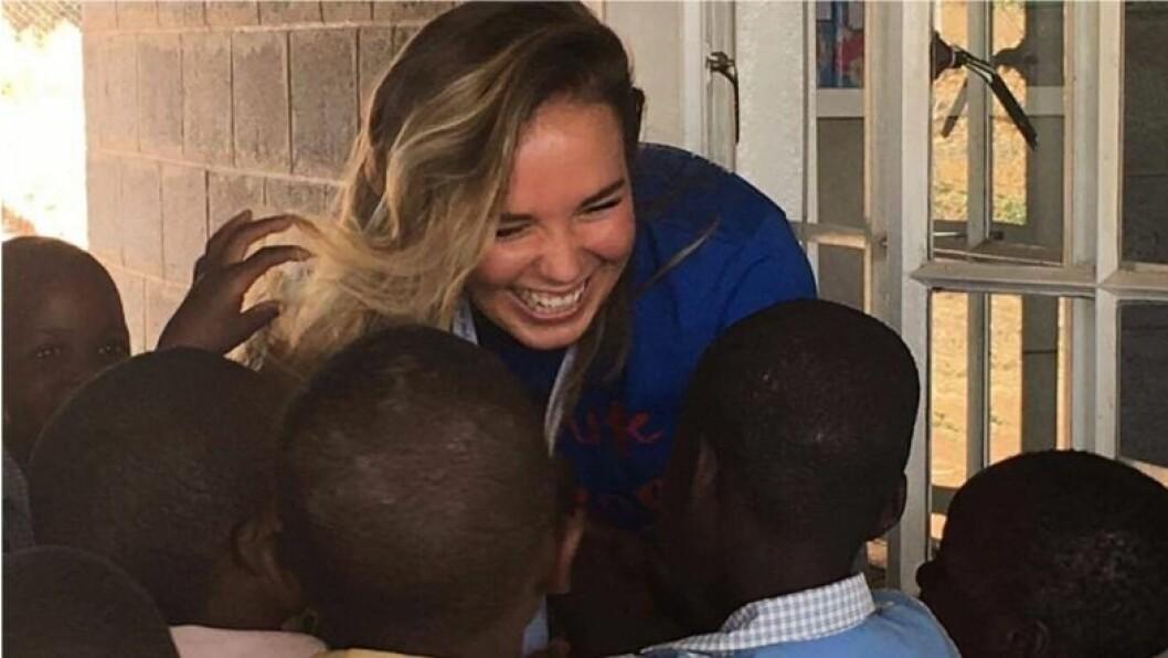 Maria Rekdahl var med da en delegasjon fra Espira besøkte barnehagen i Zimbabwe i fjor. Nå gleder hun seg til å dra tilbake.