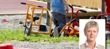 Må endre praksis: – Nok at én forelder har samfunnskritisk jobb