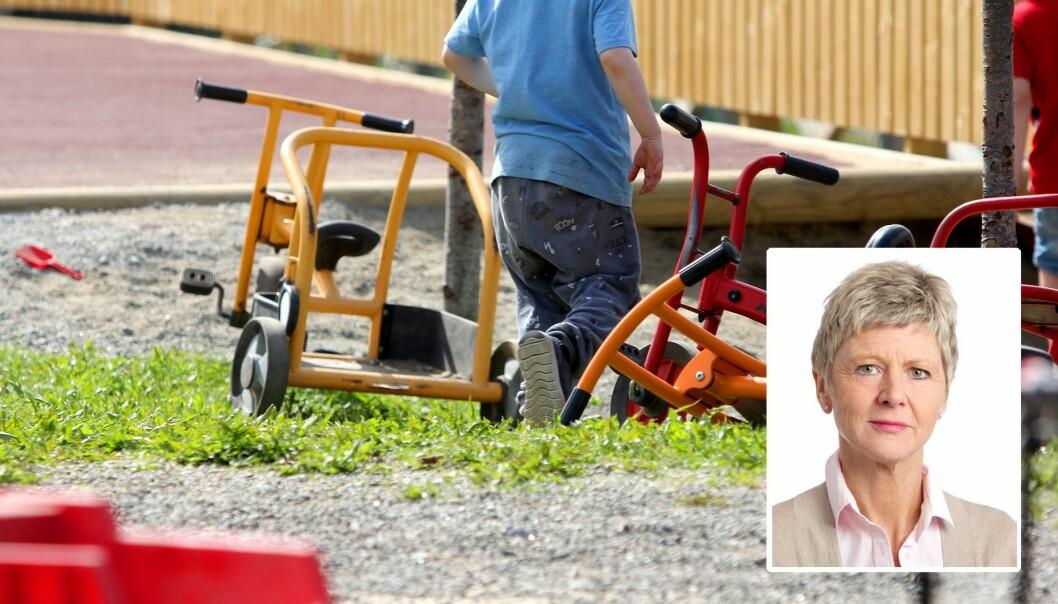 Avdelingsdirektør for barnehage- og utdanningsavdelingen Grethe Hovde Parr hos Statsforvalteren i Oslo og Viken med klar beskjed til Moss kommune.